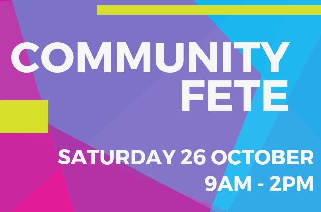 Community Fete 2019