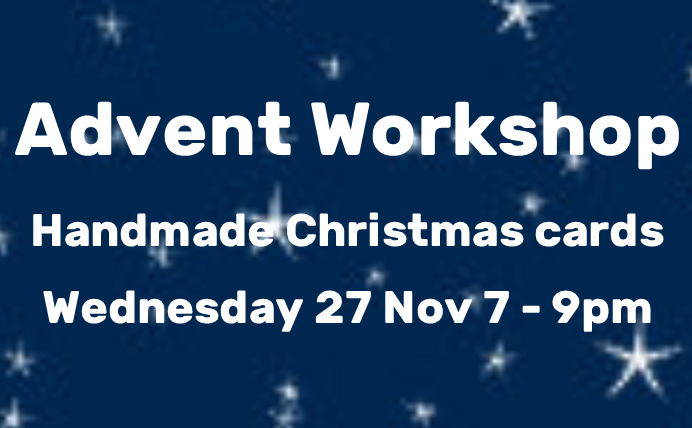 Advent Card-Making Workshop