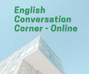 English Conversation Corner Online words