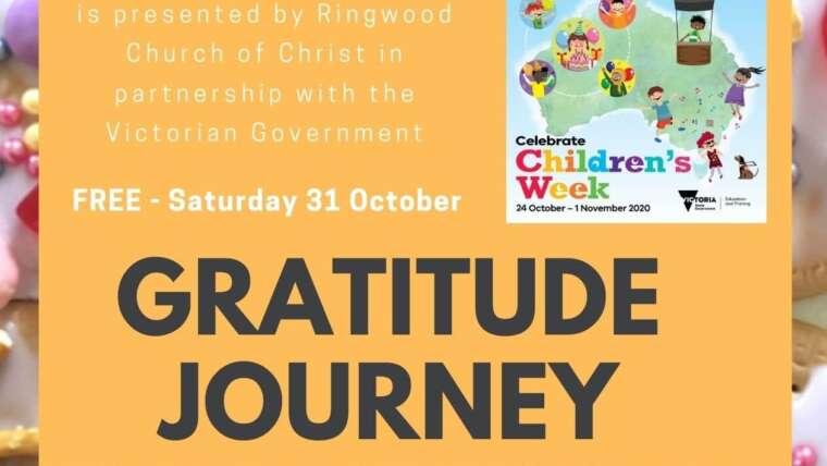 Gratitude Journey