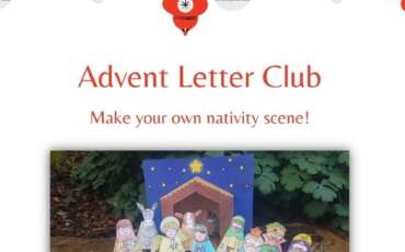 Advent Letter Club