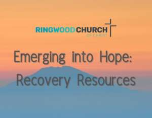 Emerging into Hope Recovery Resources