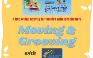 Moving and Grooving with Little Stars Playgroup