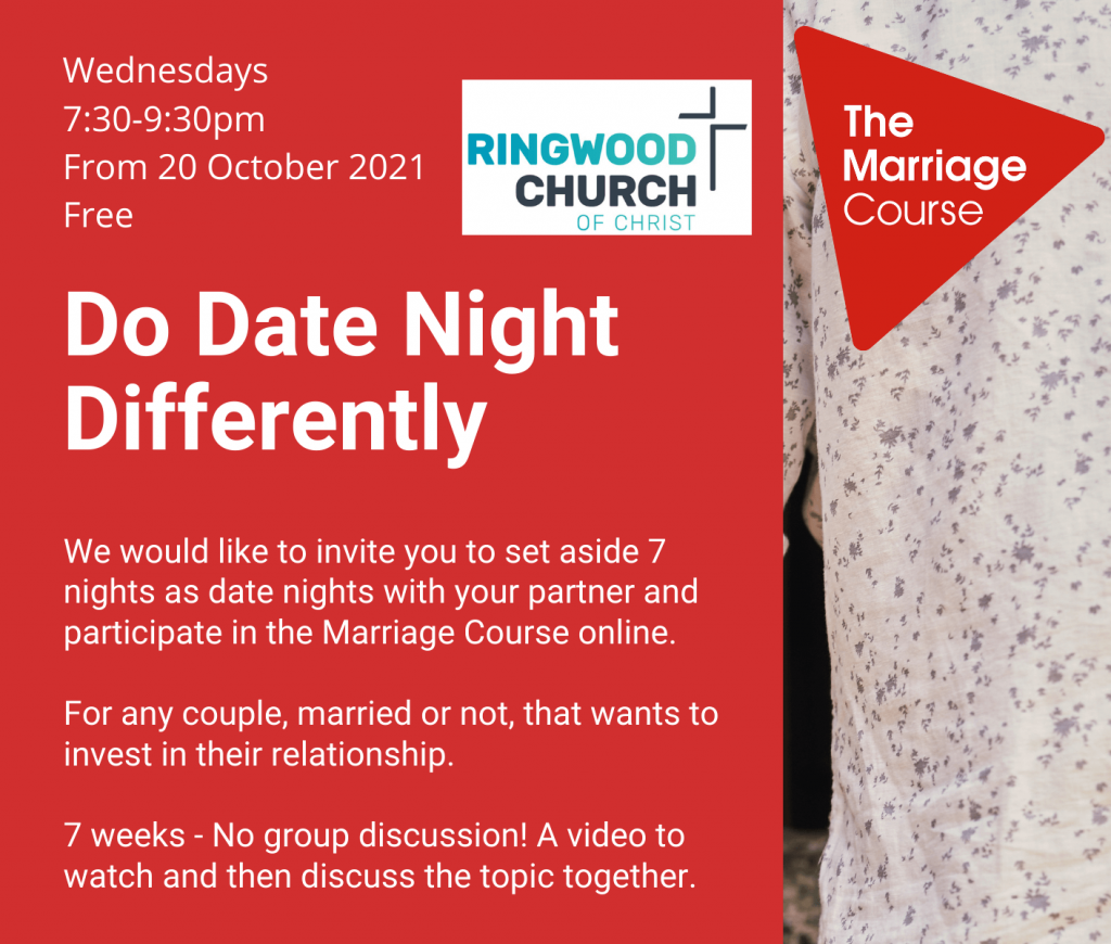 Do Date Night Differently